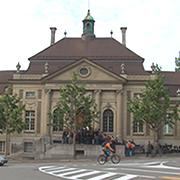 Hauptgebäude KUB