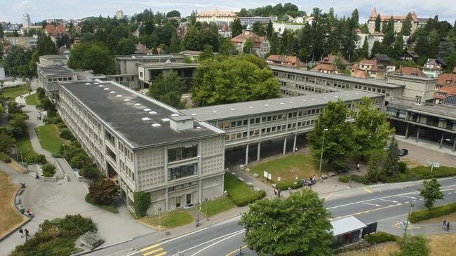 Visuel aérien du site de Miséricorde de l'Université